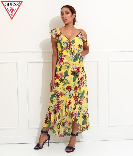 GUESS SL TEMMA DRESS(ワンピース・ドレス/ドレス・ロングワンピ) | GUESS