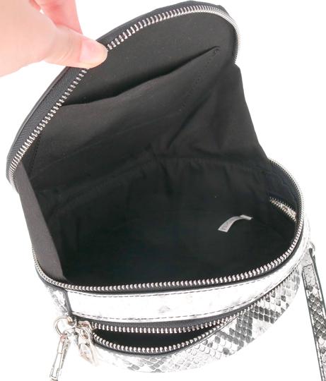 パイソン柄サークルバッグ(バッグ・鞄・小物/ショルダーバッグ・ショルダーポシェット) | CHILLE