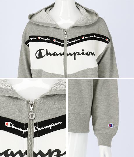 championKIDS フルジップパーカー(アウター(コート・ジャケット) /パーカー) | Champion Kids