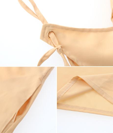 オーバーサイズサロペット(ワンピース・ドレス/サロペット/オールインワン) | ANAP