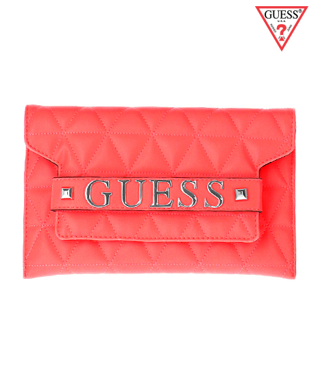 GUESS LAIKEN MINI CROSSBODY CLUTCH