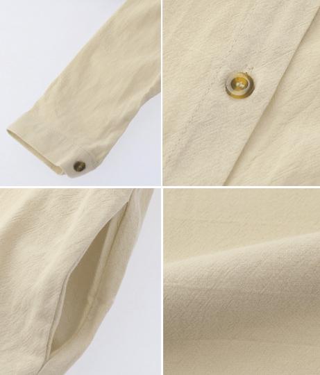 べっ甲ボタンシャツ(トップス/シャツ・ブラウス)   anap mimpi
