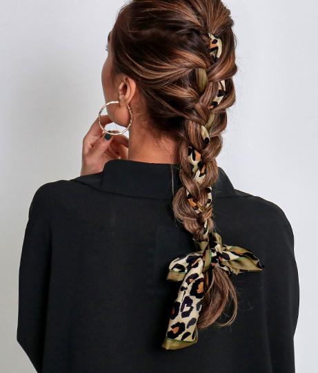 レオパードマルチスカーフ(ファッション雑貨/マフラー・ストール ・スヌード・スカーフ ) | ANAP
