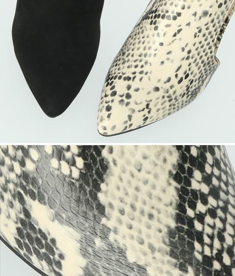 サイドオープンデザインパンプス(シューズ・靴/パンプス) | Anap USA