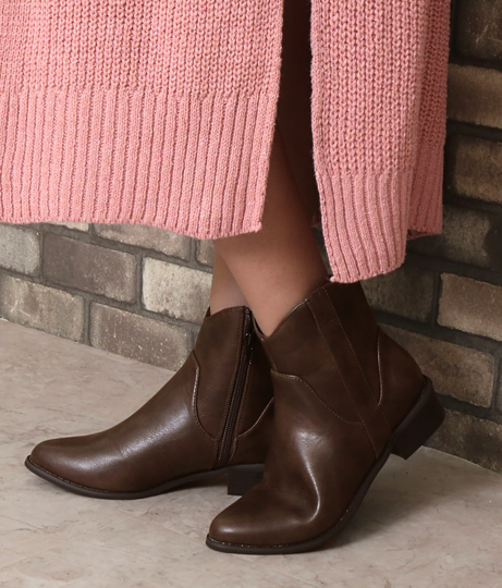 ウエスタンデザインブーツ(シューズ・靴/ブーツ)   anap mimpi