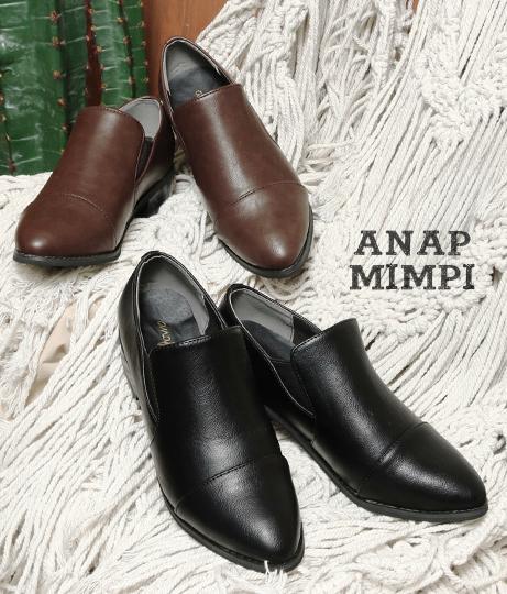 デザインフラットシューズ(シューズ・靴/ブーツ)   anap mimpi