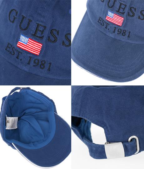 GUESS GUESS ORIGINAL CAP(ファッション雑貨/ハット・キャップ・ニット帽 ・キャスケット・ベレー帽) | GUESS