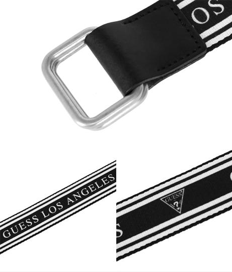 GUESS LOGO PRINTED RIBBON(ファッション雑貨/ベルト) | GUESS