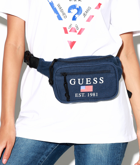 GUESS HIP PACK(バッグ・鞄・小物/ショルダーポシェット)   GUESS