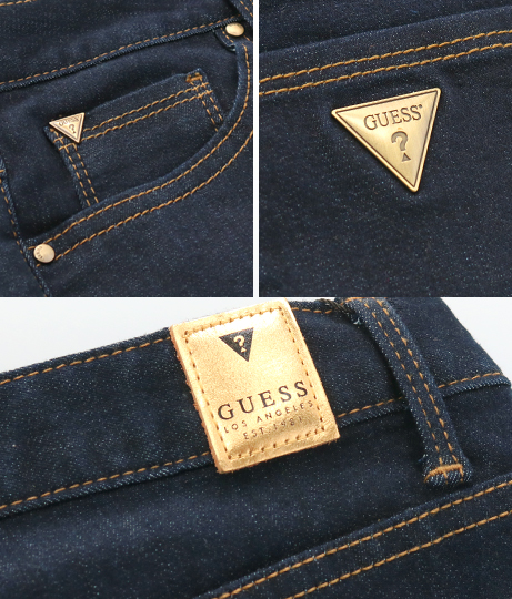 GUESS LADIES DENIM PANTS ANKLE SKINNY(ボトムス・パンツ /ロングパンツ) | GUESS