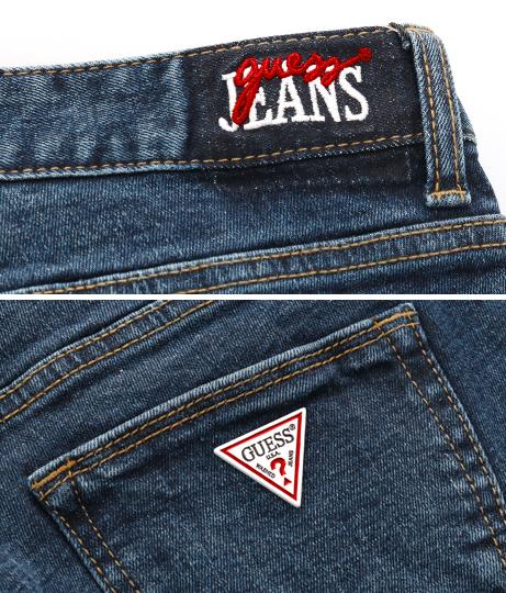 GUESS LADIES DENIM PANTS SLIM SKINNY(ボトムス・パンツ /ロングパンツ) | GUESS