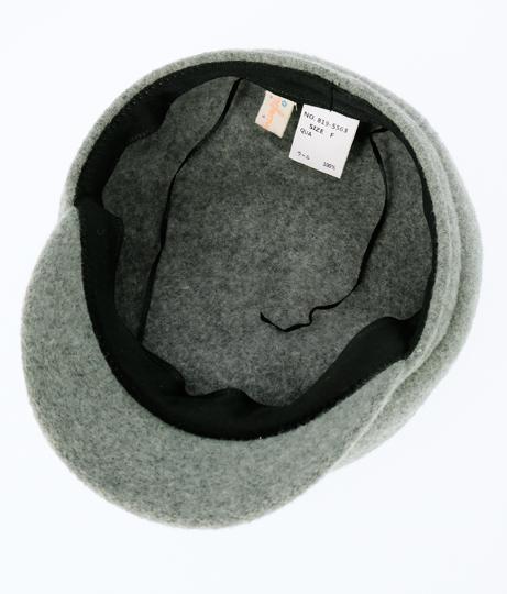 ウールキャスケット(ファッション雑貨/ハット・キャップ・ニット帽 ・キャスケット・ベレー帽) | anap mimpi