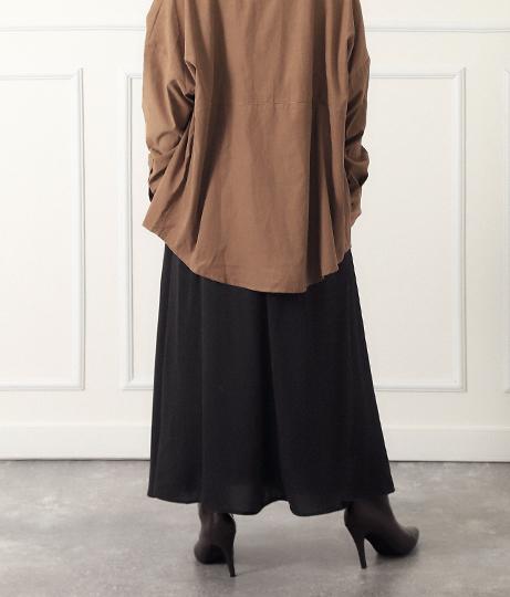 ベルト付ウエストフリルスカート(ボトムス・パンツ /スカート) | CHILLE