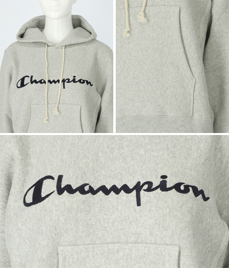 REVERSEWEAVEPULLOVERHOODEDSWEATSHIRT(トップス/スウェット・トレーナー) | Champion