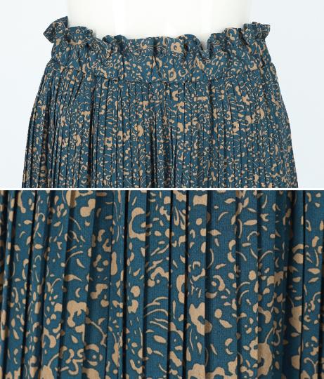 プリーツロングスカート(ボトムス・パンツ /スカート) | AULI