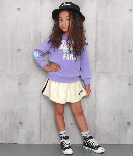 ボアサイドラインミニスカート(ボトムス・パンツ /スカート) | ANAP KIDS