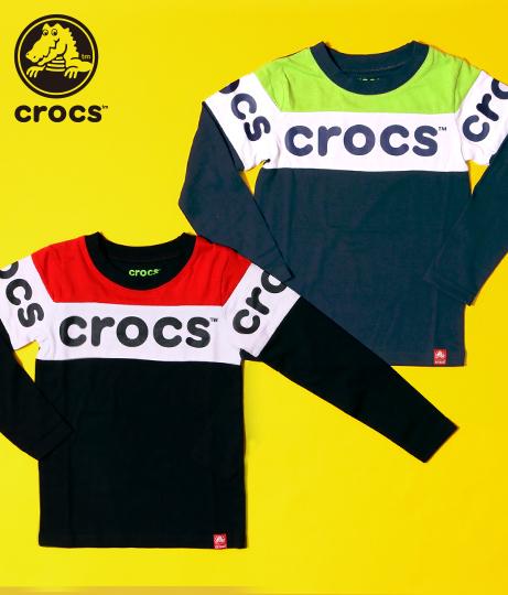 CROCS ロンT