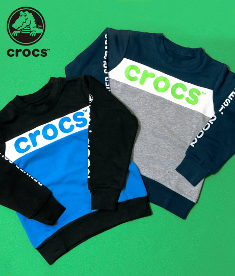 CROCS トレーナー