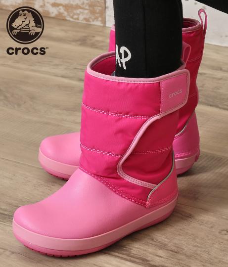 CROCS ブーツ