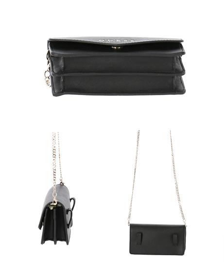 GUESS DEBORA CROSSBODY BELT BAG(バッグ・鞄・小物/ショルダーバッグ・ショルダーポシェット)   GUESS