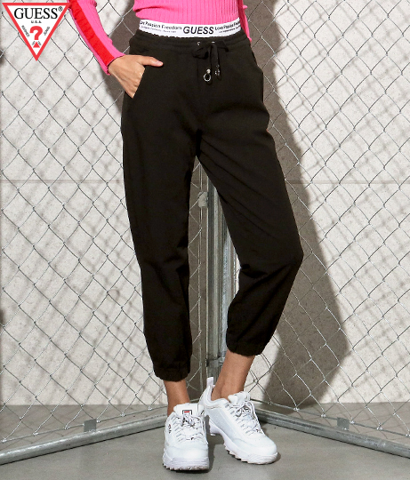 GUESS CORINNE JOGGER TAPE