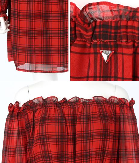 GUESS VIRGINIA DRESS(ワンピース・ドレス/ミニワンピ) | GUESS
