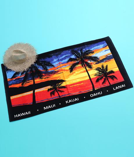 ハワイアンビーチタオル(Others/その他) | ANAP HOME