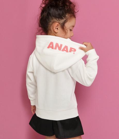 ディズニーコレクション・キャラクターデザインフーディ | ANAP KIDS