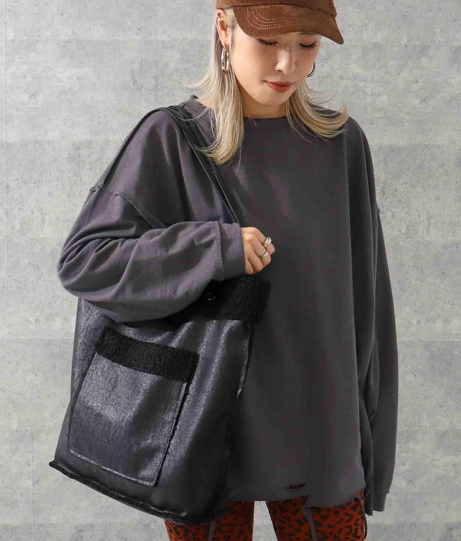 プードルタッチバッグ(バッグ・鞄・小物/トートバッグ) | ANAP
