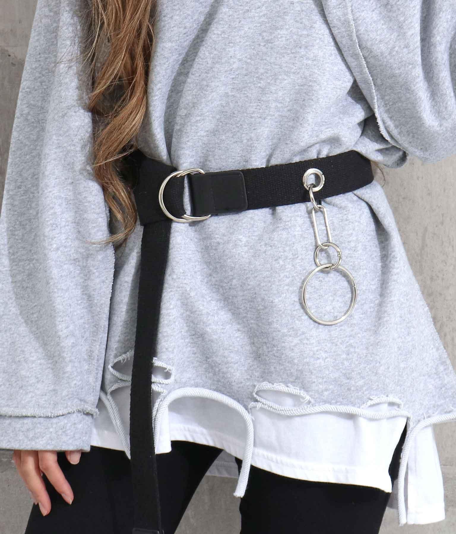 リング2WAYベルト(ファッション雑貨/ベルト)   ANAP