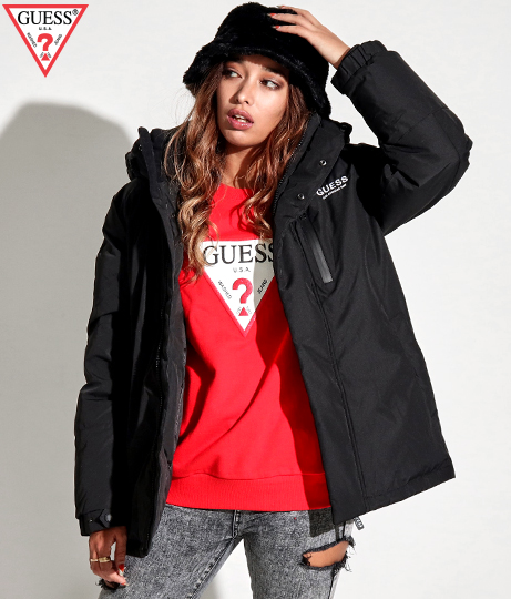GUESS MEN'S DOWN JKT