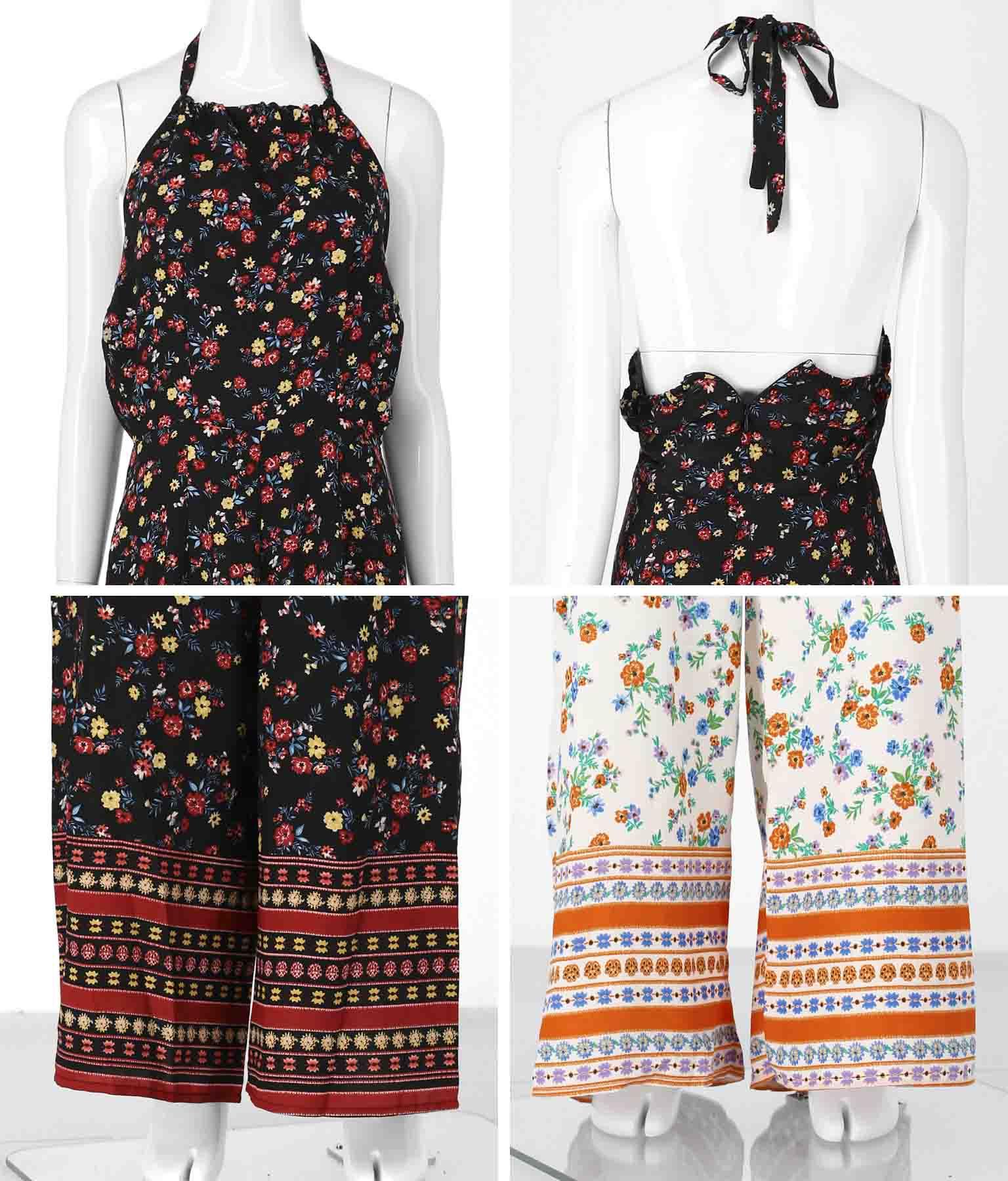 フラワーアメスリオールインワン(ワンピース・ドレス/サロペット/オールインワン)   Anap USA