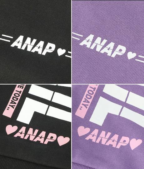 バックプリントトレーナー | ANAP KIDS