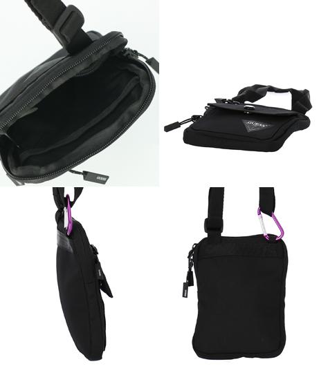 GUESS CROSSBODY BAG(バッグ・鞄・小物/ショルダーバッグ・ショルダーポシェット) | GUESS