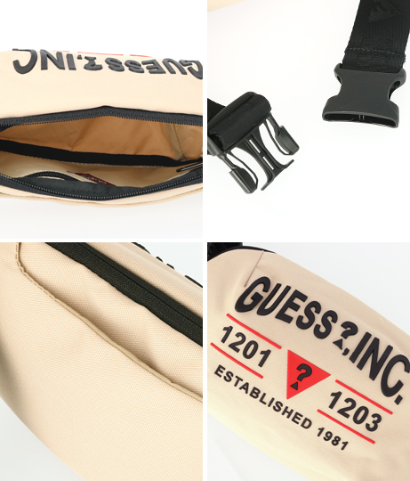 GUESS WAIST BAG(バッグ・鞄・小物/ショルダーバッグ・ショルダーポシェット) | GUESS