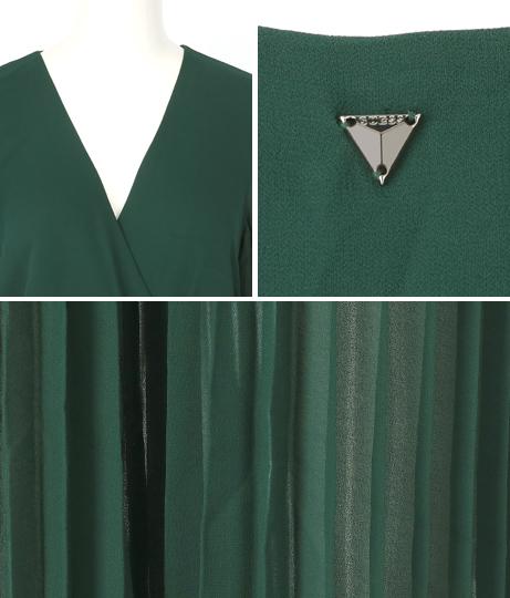 GUESS MAYA DRESS(ワンピース・ドレス/ロングワンピ・マキシ丈ワンピース) | GUESS