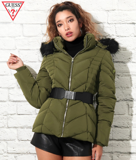 GUESS PETRA DOWN JACKET