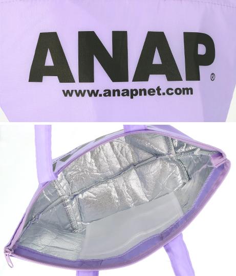 ANAPロゴ保冷バッグ(バッグ・鞄・小物/ハンドバッグ・トートバッグ・キッチングッズ) | ANAP HOME