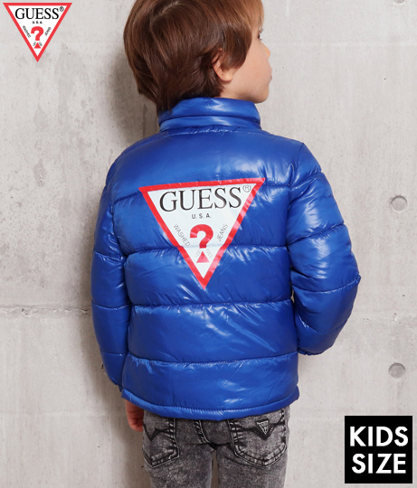 GUESS PADDED LS JACKET W/HIDDEN HOOD(アウター(コート・ジャケット) /コート (トレンチコート・ロングコート) ・ジャケット・ブルゾン) | GUESS