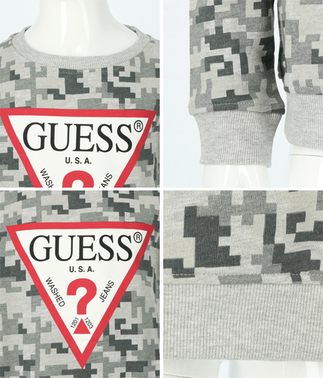 Guess Midi LS Active Top Icon