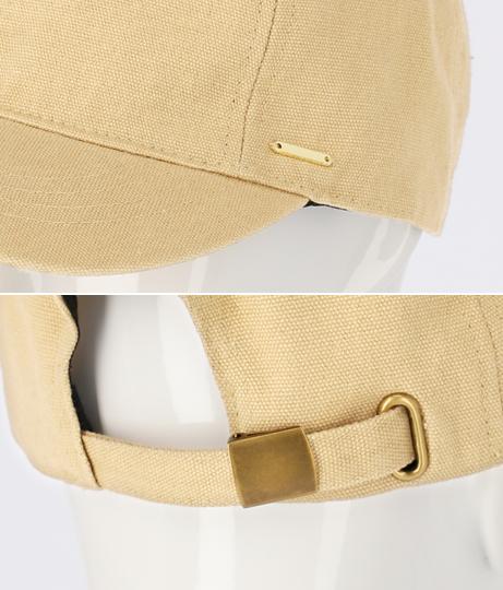 撥水加工コットンキャップ(ファッション雑貨/ハット・キャップ・ニット帽 ・キャスケット・ベレー帽) | Alluge