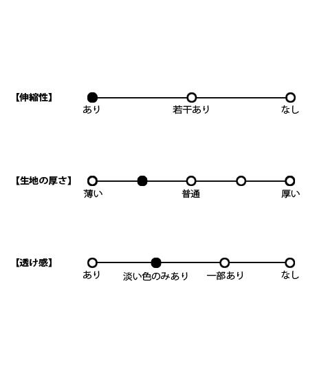 アシメデザイン細リブトップス(トップス/カットソー ) | CHILLE