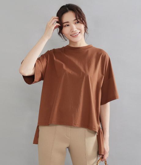 バックフリルTシャツ(トップス/Tシャツ・カットソー ) | AULI