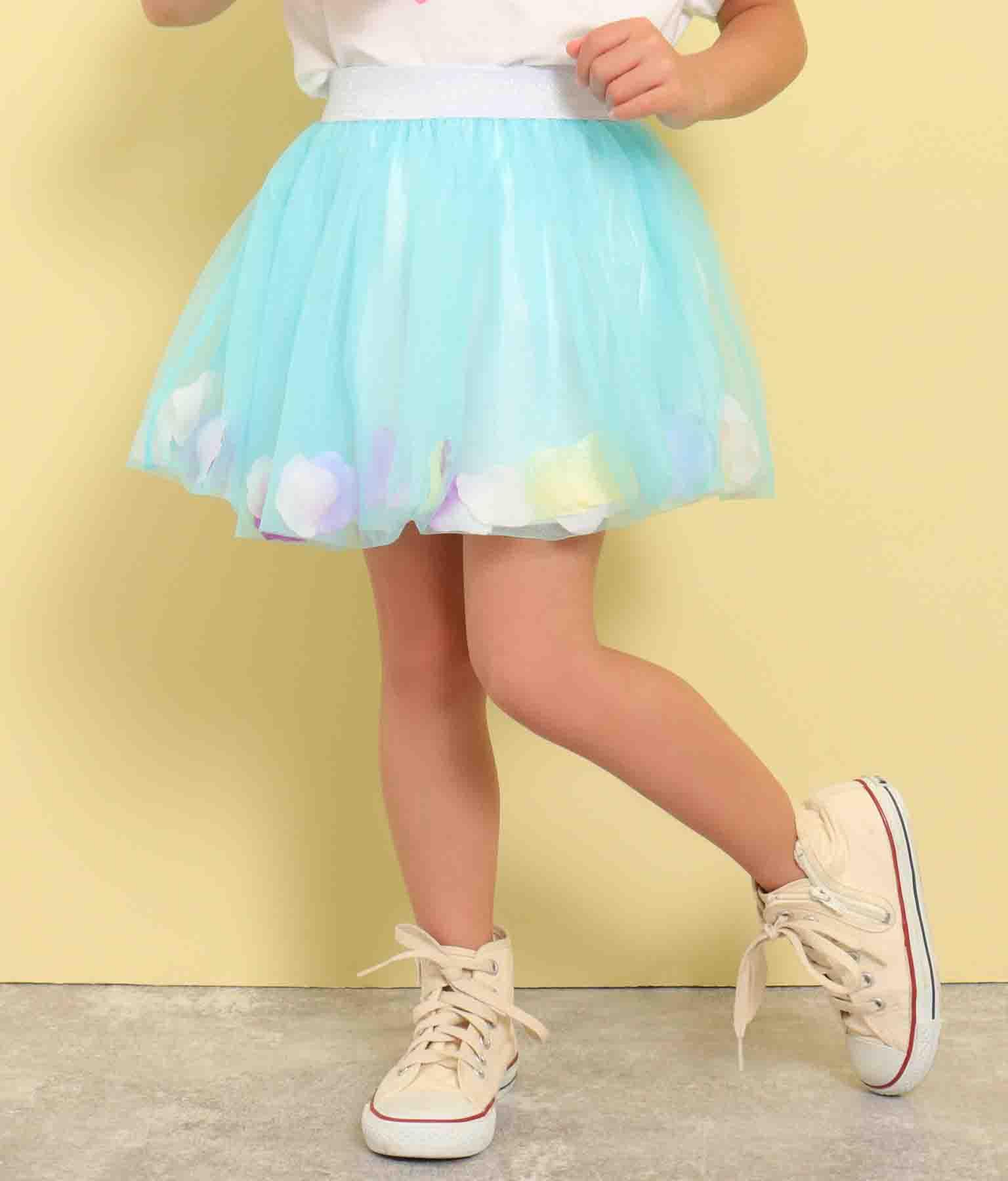 花びらラメチュールスカート(ボトムス・パンツ /スカート) | ANAP KIDS