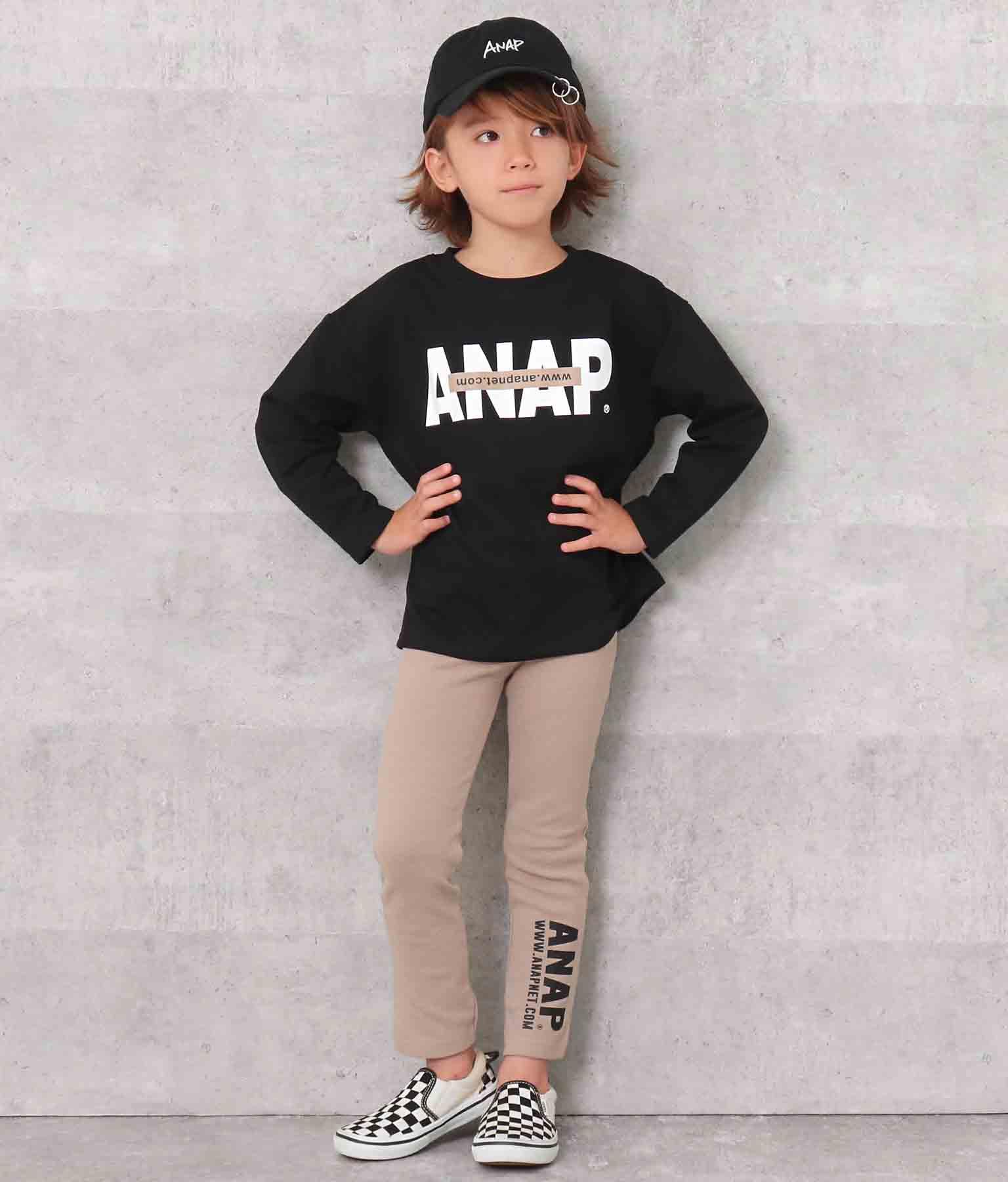 スーパーストレッチパンツ(ボトムス・パンツ /レギンス・ロングパンツ) | ANAP KIDS