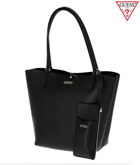 GUESS ALBY TOGGLE TOTE
