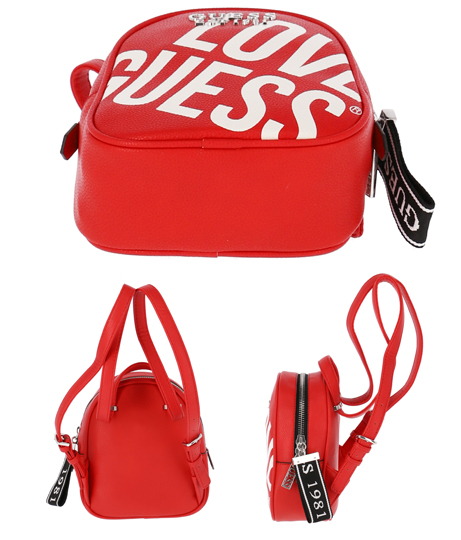 GUESS HAIDEE MINI CNVRTBLE BACKPACK(バッグ・鞄・小物/バックパック・リュック) | GUESS