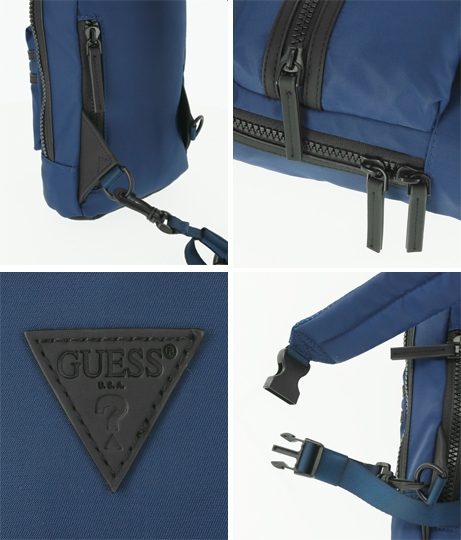 GUESS ORIGINALS SLING BACKPACK(バッグ・鞄・小物/バックパック・リュック) | GUESS