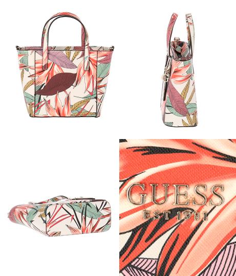 GUESS CELESTINE MINI TOTE(バッグ・鞄・小物/ハンドバッグ・ショルダーバッグ) | GUESS