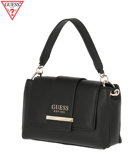 GUESS TARA TOP HANDLE FLAP